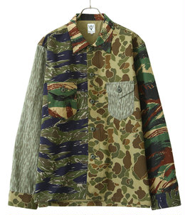 Smokey Shirt - Crazy Camo