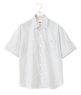 COTTON POPLIN S/S SHIRTS