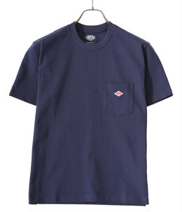 PocketTee (14/-空紡天竺)