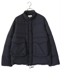 【予約】Recycled Nylon Ripstop Down Jacket