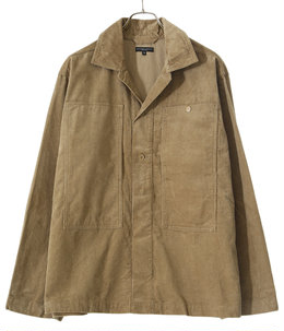 Fatigue Shirt 14W Corduroy