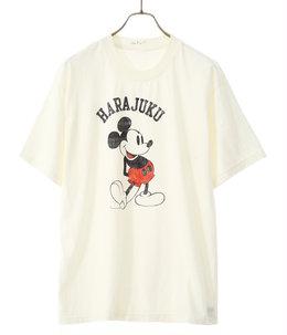 MickeyMouse 渋谷原宿 Tee