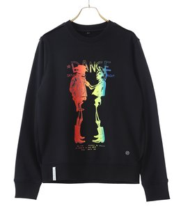 JUMP SWEATSHIRT  -COWBOYS 3COLOUR PRINT-