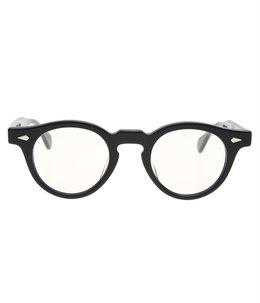 HAROLD 43 -BLACK CLEAR / CR39-