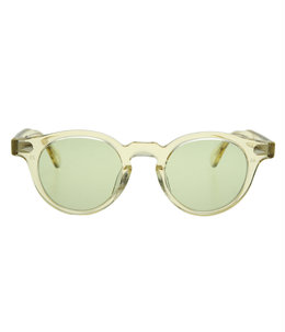 HAROLD 45-23 -CHAMPAGNE/LIGHT GREEN-