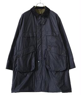 ×Barbour Stand Collar Traveller Coat