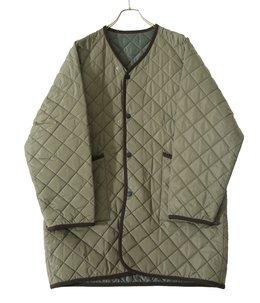 【予約】Mil.No-collar Coat