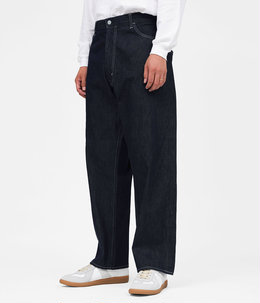 WIDE 5PKT  Trousers