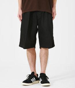 2Pleats Wide Shorts