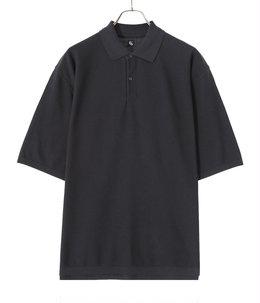 【予約】Polocollar Knit Shirt