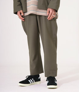 FRENCH SEAM PANTS - w.m tropical -
