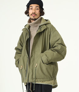 【予約】MILITARY JACKET - co/ny oxfrod -