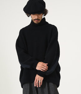 【予約】HIGH NECK - wool sheep pile -