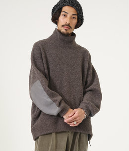 【予約】HIGH NECK - wool sheep pile -