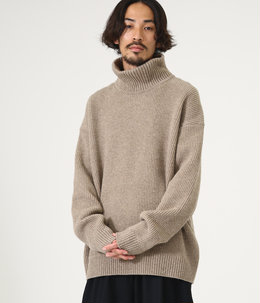 LOOSE NECK - extra fine wool -