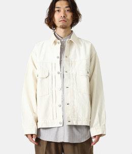 DENIM JACKET - 13oz organic cotton -