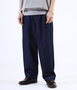 WORK PANTS - 12oz organic cotton denim -