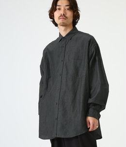 WIDE FIT SHIRT - cu/li/co cloth -