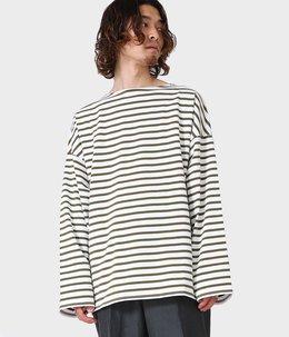 BASQUE SHIRT - organic cotton 30/2 knit -