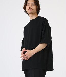 FOOT BALL TEE - 50//- compact knit -