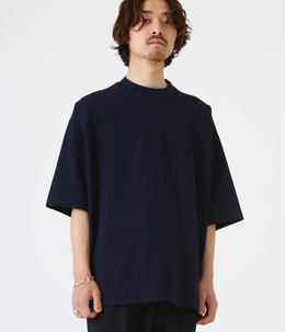 FOOT BALL TEE - 50//- compact knit -