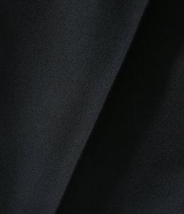 【予約】STITCHLESS TROUSERS - 2/48 wool soft serge -