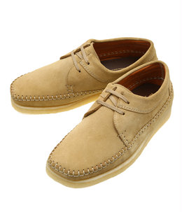 Willow Low Suede -CREPE NATURAL-