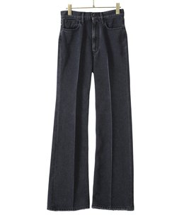 【予約】HIGH WAIST FLARE DENIM