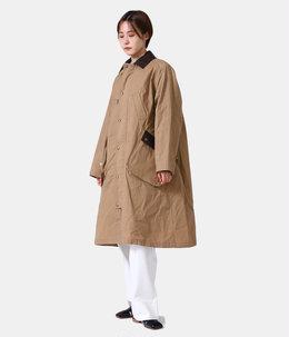 【レディース】HUNTING LONG CT WAXED CLOTH