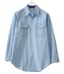 HAMPTON CHAMBRAY SHIRT(VW)