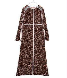 【レディース】Osmanthus Motif Jacquard Knitted Dress