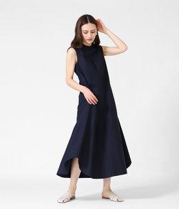【レディース】Cotton Double Cloth Sleeveless Dress