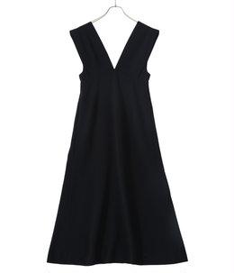 【レディース】V Neck Sleeveless Dress