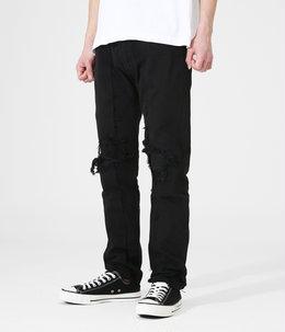 OLD PARK×MINEDENIM Rebuild Slim Flare Jeans