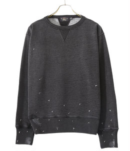 LS DBLV CN-LONG SLEEVE-PULLOVER