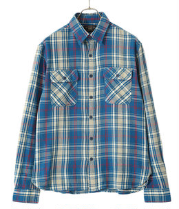 MATLOCK WS-LONG SLEEVE-SPORT SHIRT CTN TWILL PLAID