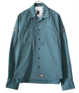 ZIP SHIRTS (DICKIES)