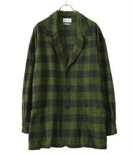 3 Button Shirt Jacket