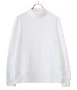 LONG SLEEVE MOCKNECK (LIGHT/WARM SWEAT)