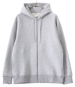 FULL ZIP PARKA (HEAVY/WARM SWEAT)
