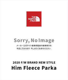 【予約】Him Fleece Parka