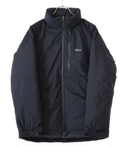 AURORA STAND COLLAR DOWN JACKET