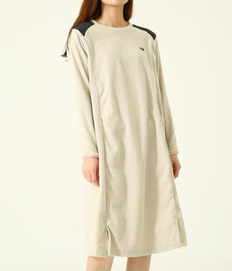 【レディース】Maternity Micro Fleece One Piece