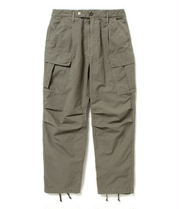 SOLDIER 6P EASY PANTS COTTON RIPSTOP OVERDYED