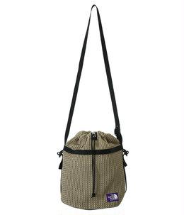 Mesh Bucket Shoulder Bag