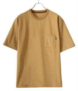 S/S Airy Pocket Tee