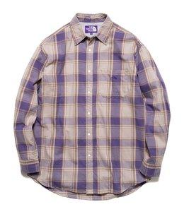 【予約】Plaid Flannel Shirt