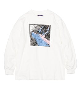 【予約】8oz L/S Graphic Tee