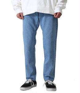 Webbing Belt Denim Pants
