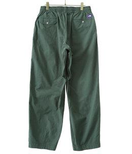 【予約】Ripstop Shirred Waist Pants